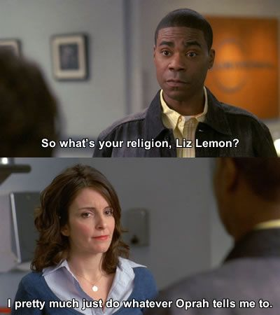NBC's 30 Rock screen captures, image from https://www.pinterest.com/pin/150589181264189802/